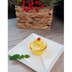 Cupcake citron-meruňka