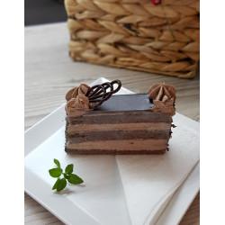 Řez čokoládový