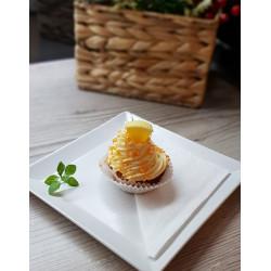 Cupcake pomerančový