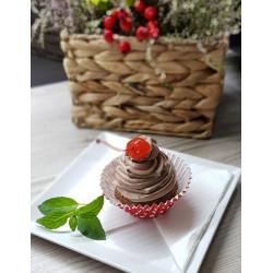 Cupcake čokoládový