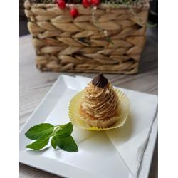 Cupcake karamelový
